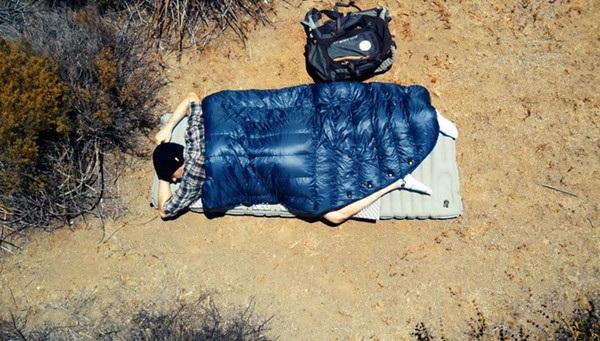 【智能界大百科】 NoZipp户外床垫重1.59公斤带着它睡遍世界