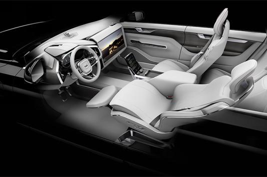 沃尔沃与英伟达合作 自动驾驶汽车预计2021年上路