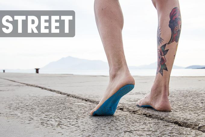 """【智能界大百科】Nakefit""""隐形""""鞋垫让你感受赤足的快感"""