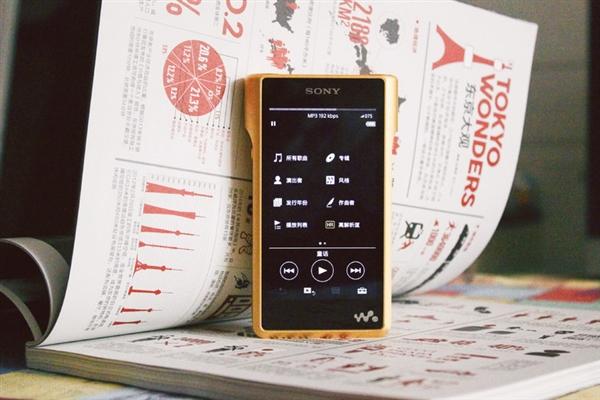 索尼绝地反击:全新Walkman新音乐播放器上路