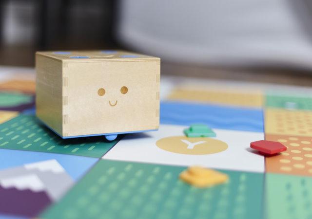 家长必看 能够教孩子程序的玩具你见过吗?