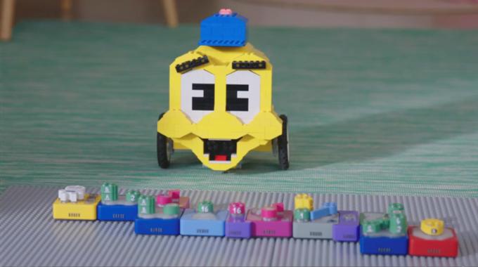 一款寓教于乐的玩具 体会自己创造的快乐