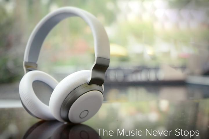 自学式音乐播放耳机!又酷又有型你值得拥有