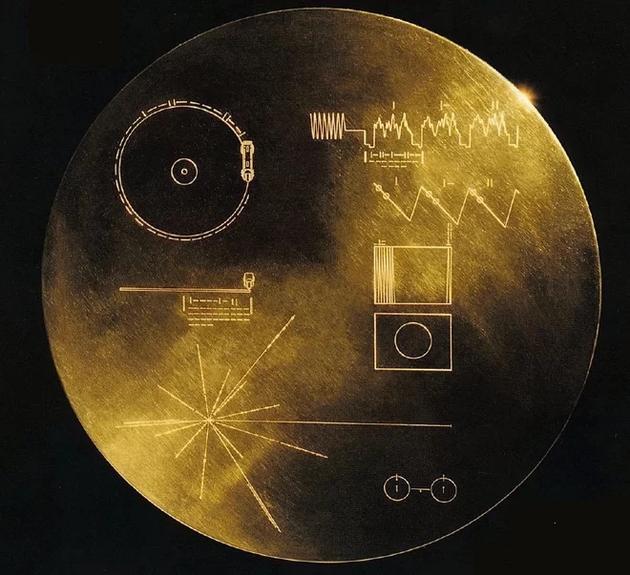 """""""黄金唱片2.0"""":新视野号将向外星人发送数字信息"""