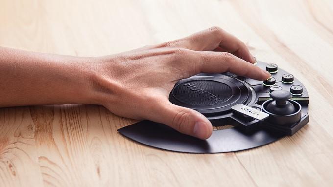 鼠标、键盘合体!带给你更方便快捷的体验