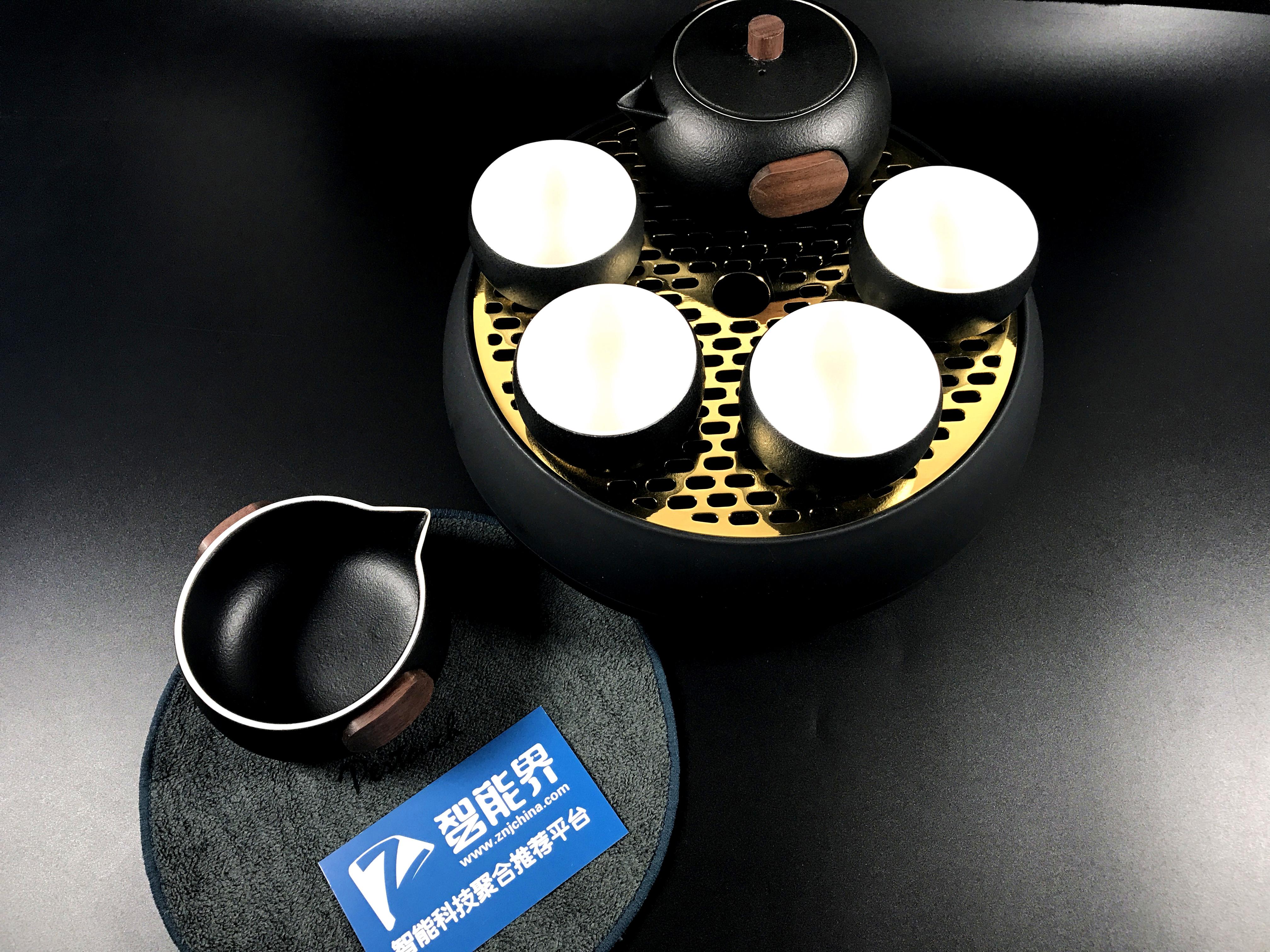 工匠精神随手可得——小巨蛋T8工艺级茶具