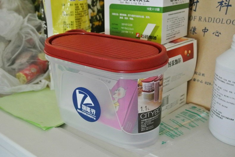 独特开盖的专业级收纳盒——禧天龙环保组合收纳套装体验