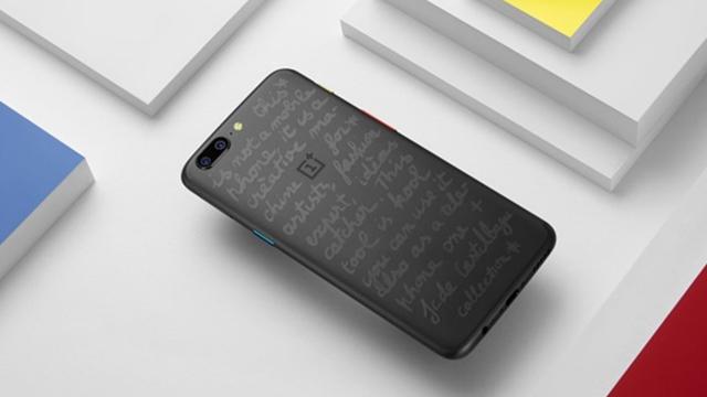 一加携手艺术大师发布一加五特别版,国产手机SOP发布新机S9