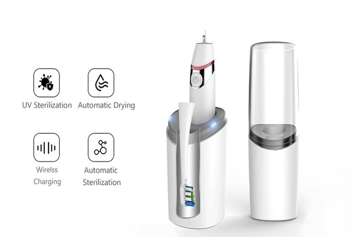 Allegro声波电动牙刷杯,携带更方便