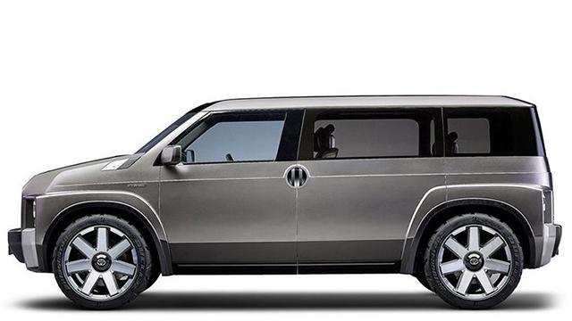 2017东京车展丰田将正式发布新款概念车,已发出官图