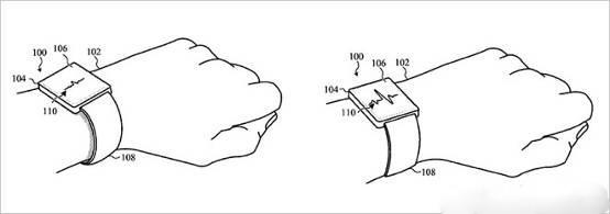 苹果黑科技!Apple Watch表带自动调节松紧