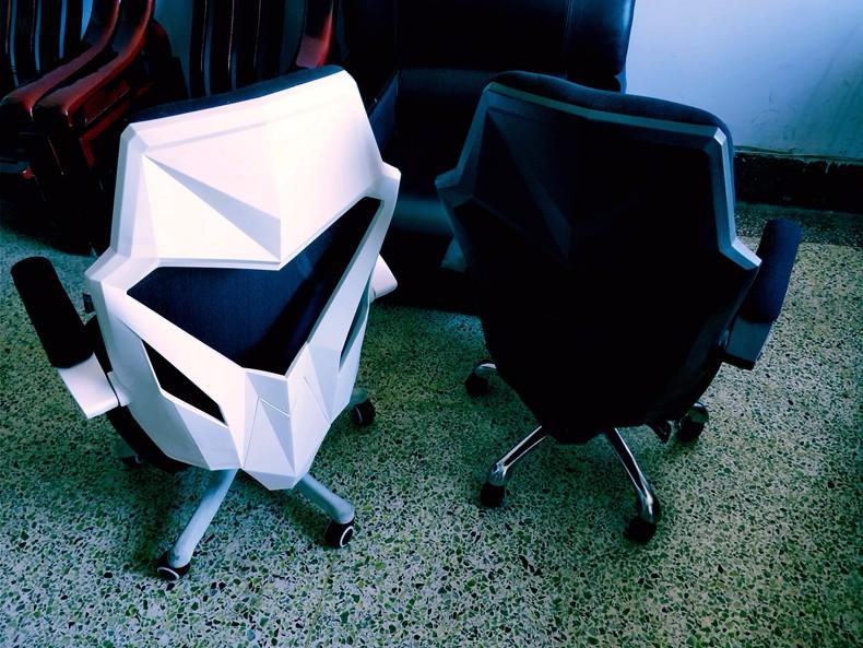 我就要黑白配——黑白调人体工学电脑椅试用体验