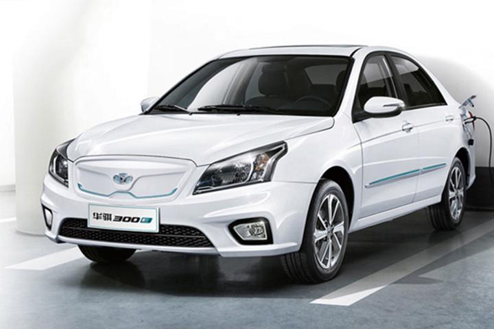 华骐300E正式上市,是其首款纯电动车