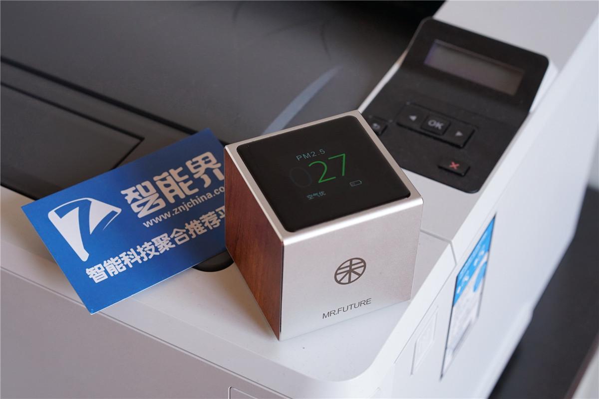 小身材大作为 未来先生空气质量检测仪使用体验