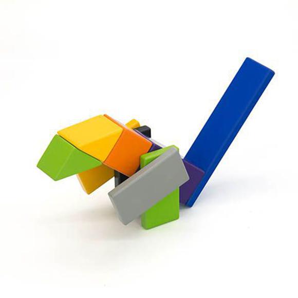 【免费试用】米兔儿童磁力积木