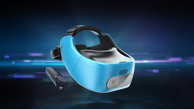 HTC正式发布Vive Focus一体式头显设备