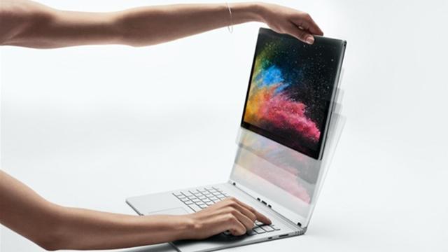 Surface Book 2笔记本在中国市场正式开卖