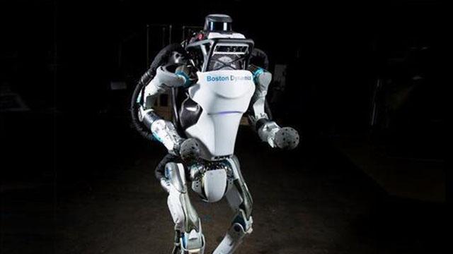 Atlas机器人360度后空翻,引起强烈反响