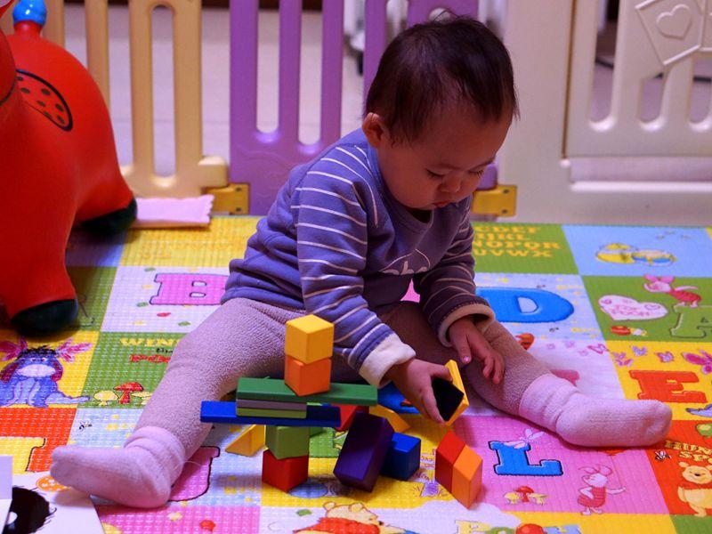 创造梦想,开启宝宝智慧的大门-米兔儿童磁力积木