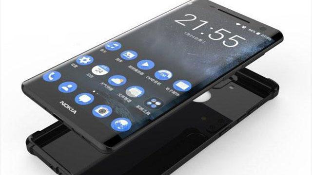 Nokia 9金属机身曲面屏?12月有望揭晓
