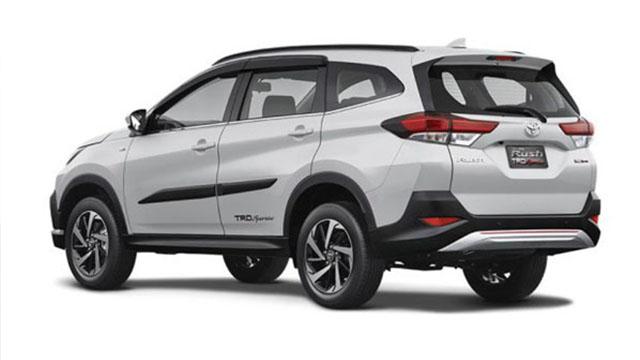 全新丰田Rush明年将在马来西亚地区上市