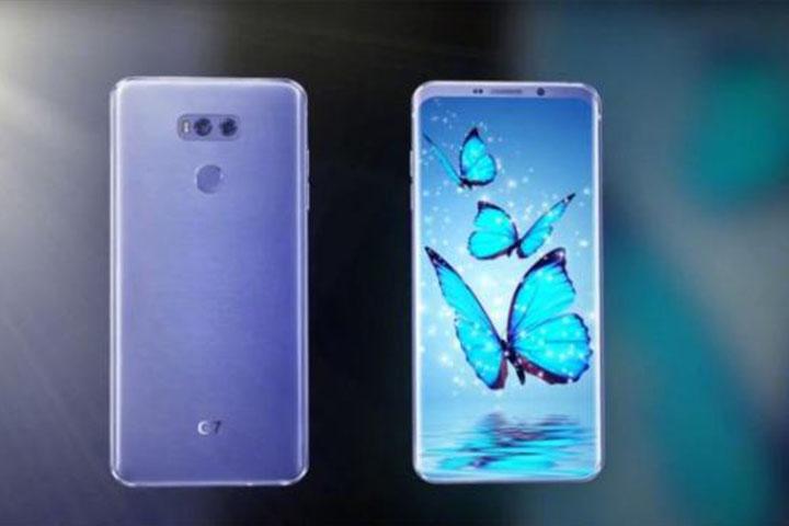 韩媒:LG G7预计明年1月份发布,屏下解锁