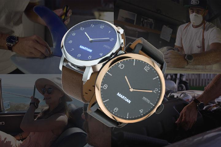 mVoice G2混合智能腕表,更多可定制功能