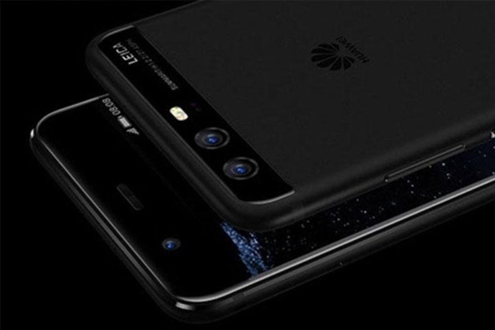 华为P11三摄镜头,跟iPhone X一样有刘海