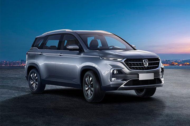 广州车展亮相宝骏530,预计将于2018年正式上市