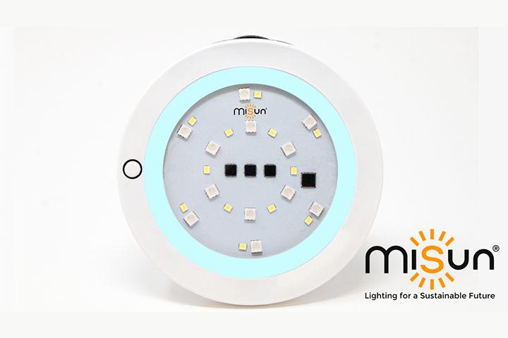 多才多艺还节能,MiSun创新便携太阳能灯