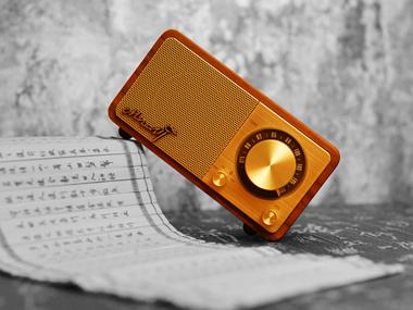 当记忆碰撞科技,音箱也不止听音乐也可以听世界——山进莫扎特