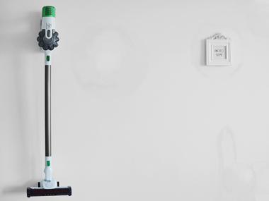 能够对标戴森的手持吸尘器,浦桑尼克P9无线手持吸尘器体验