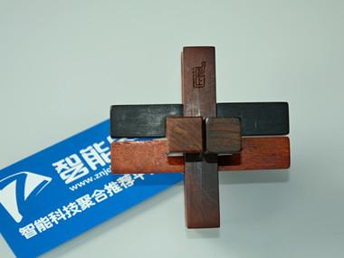 材质名贵,弘扬传统——匠艺鲁班锁