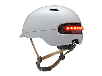 【免费试用】Smart4u 城市轻骑智能闪盔