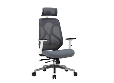 【免费试用】黑白调人体工学椅