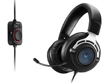 【免费试用】雷柏VH300虚拟7.1声道游戏耳机