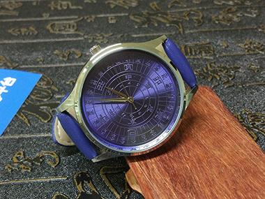 简约中国风,中国古韵与现代科技的结合之作——雍也手表开箱