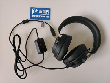 炫酷吃鸡,雷柏VH300虚拟7.1声道游戏耳机评测