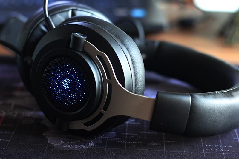 帮你致胜的神器——雷柏VH300游戏耳机体验