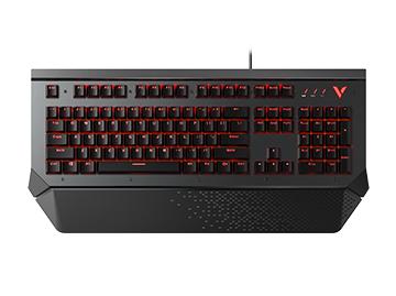 【免费试用】雷柏V780/V750防水背光游戏机械键盘(V780*2,V750*2)