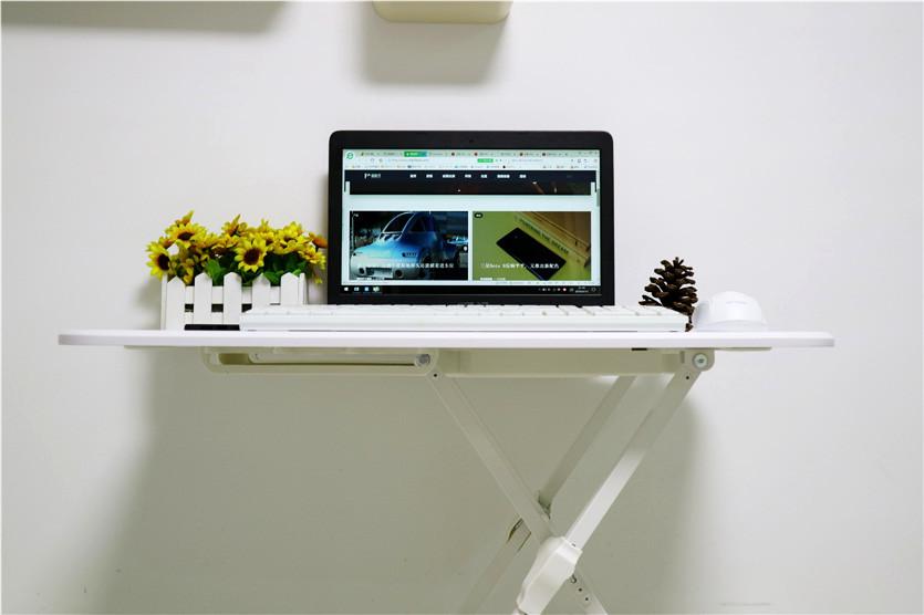 乐歌 Loctek 站立办公升降桌:用之后工作更轻松有效率!