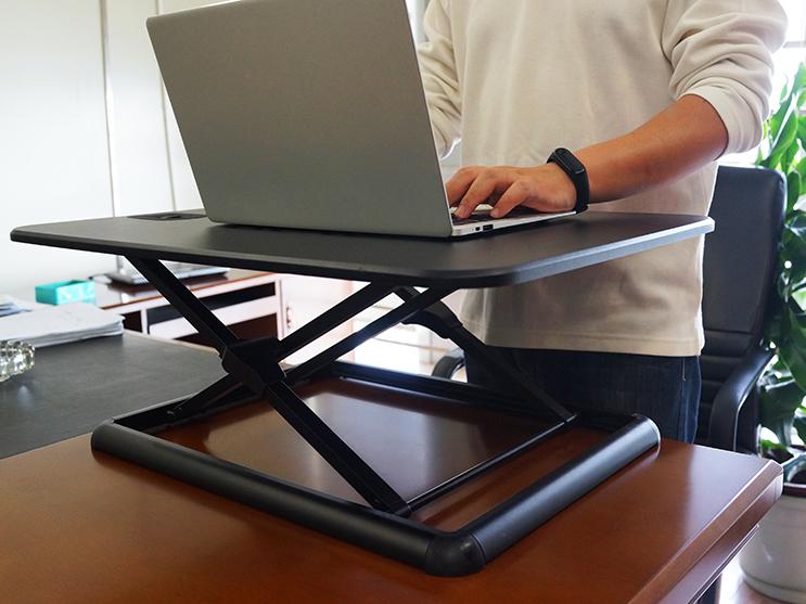 站坐随心,健康工作:乐歌升降桌舒适体验