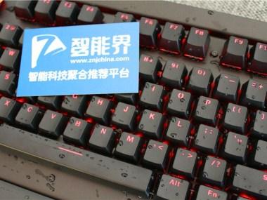 打游戏的你,需要一款炫酷雷柏V780机械键盘