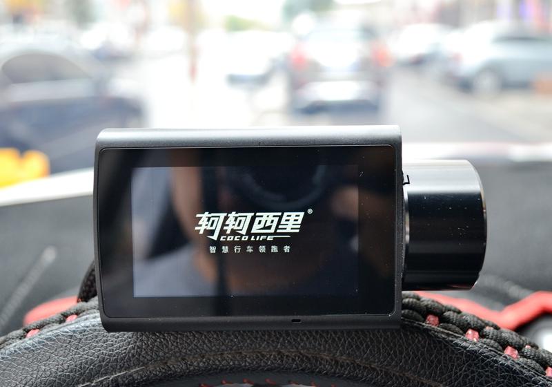 智能行车好帮手,腾讯车联,轲轲西里T8行车记录仪评测