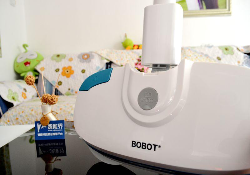 家务活也要抢着干?省时省力的Bobot无线拖地机上手体验
