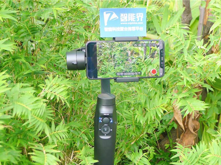 摄像拍照不再怕手抖,魔爪MOZA Mini-MI 手持云台稳定器体验