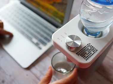 即烧即饮,健康便携!Airsoda速热饮水机体验