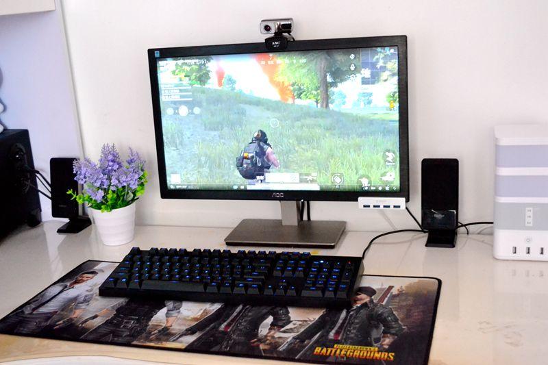 低调的王者 雷柏V708多模式背光游戏机械键盘评测