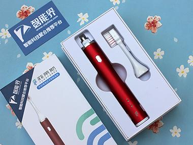 电动牙刷get到了新技能,能360°洁齿的菲莱斯P18堆栈式电动牙刷