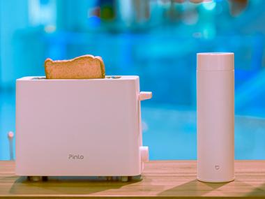 离了锅碗瓢盆,照样有美味营养早餐——Pinlo烤面包机